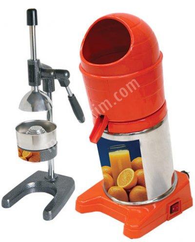 Portakal Sikma Makinasi