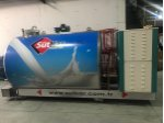 6000 Litre Süt Soğutma tankı 2 BI tip