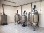 Toz Mikseri Ve Yapı Kimyasal Makinaları