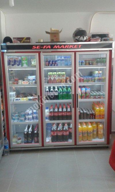 Satılık Sıfır ŞİŞE SOĞUTUCULAR Fiyatları Manisa sütlük dolabı şişe soğutucular