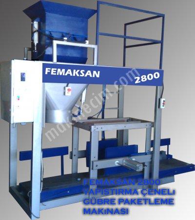 Satılık Sıfır gübre paketleme makinesi Fiyatları Konya gübre,kompost,çuvaldolum