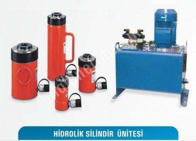 Satılık Sıfır Hidrolik Silindir Ünitesi Fiyatları Konya 100,tonluk,hazır,güç,ünitesi,yağ,haznesi,depo,