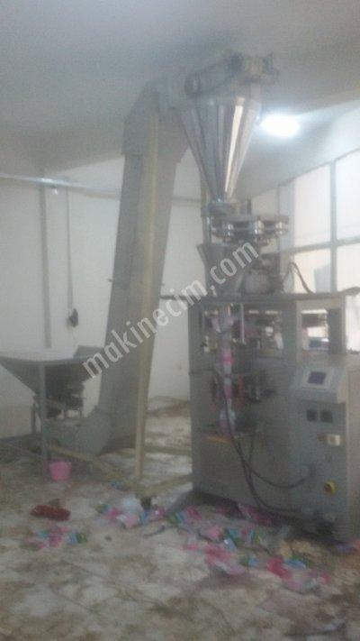 Satılık Toz Şeker Ve Bakliyat Paketleme Makinası
