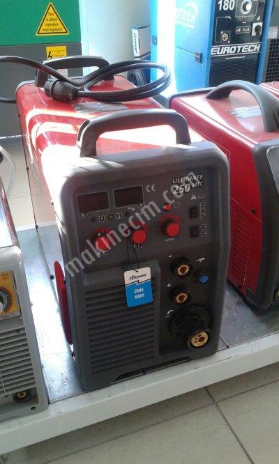 220 Volt Gazaltı Kaynak Makinası 250 Amper