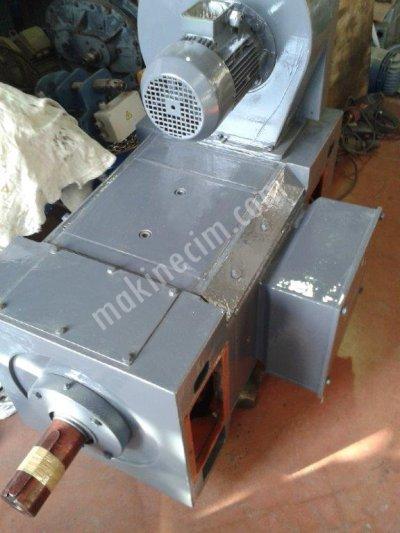 Dc Motor.212 Kw.sıemens,mükemmel Durumda.garantili.
