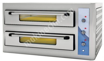 Elektrikli Pizza Fırını -Dyp - 4+4