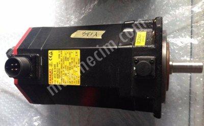 Fanuc A06B-0253-B400 Ac Servo Motor Sıfır!! (Temsili Resim)