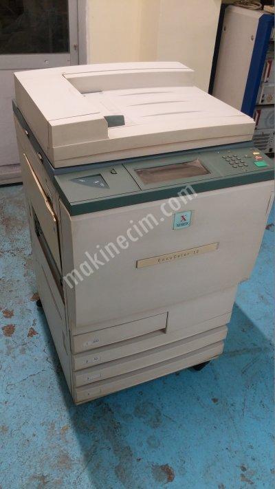 Xerox Docucolor12 Dijital Baskı Makinesi