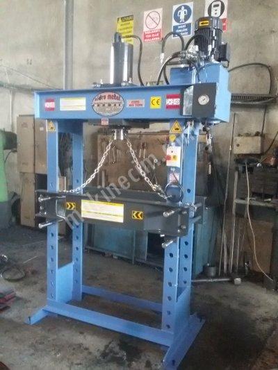 60 Tons Hydraulic Workshop Press