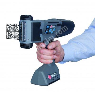 Mobil İnkjet Kodlama Makinası - Elle Kodlama