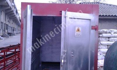 2 Metre Elektrikli Kutu Fırın 2 Filitreli Kabin Ve Tabancasi Tasima Montaj Ve Teknik Destek Firmamir