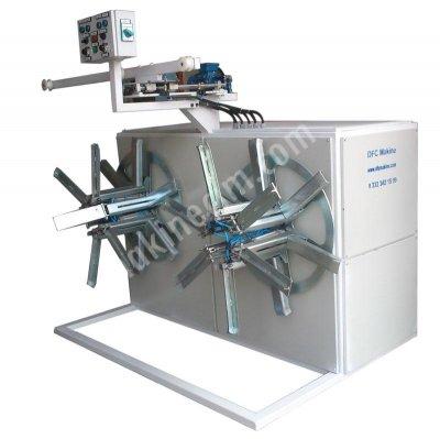 Satılık Sıfır Otomatik Hortum Boru Sarma Makinesi ( Servo motorlu dokunmatik panelli ) Fiyatları Konya sarma makine,otomatik sarma,otomatik sarma makinesi,makina makine,makine,makina