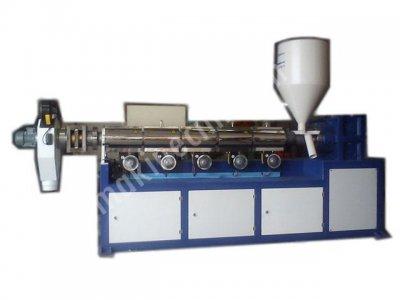 Satılık Sıfır Plastik Granül Makineleri 90 lık ( PE ) Fiyatları Konya plastik,granül,makine