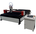 Cnc Plasma Cutting Machine - Red Line