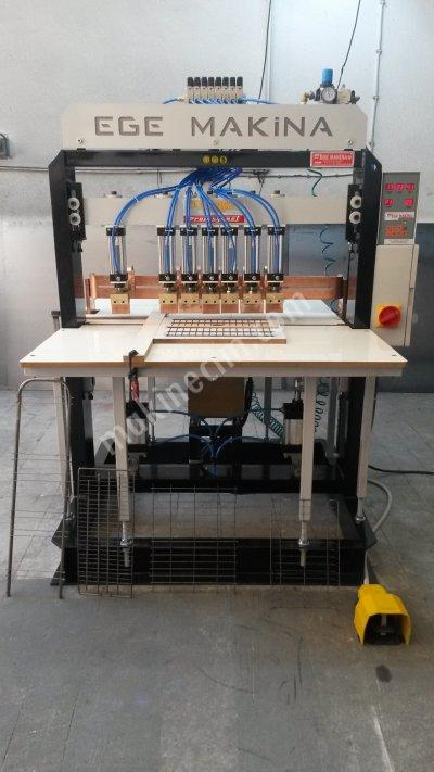 60 Kva Çoklu Punta Kaynak Makinası