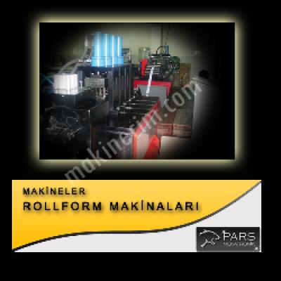 Roll Form Makinası