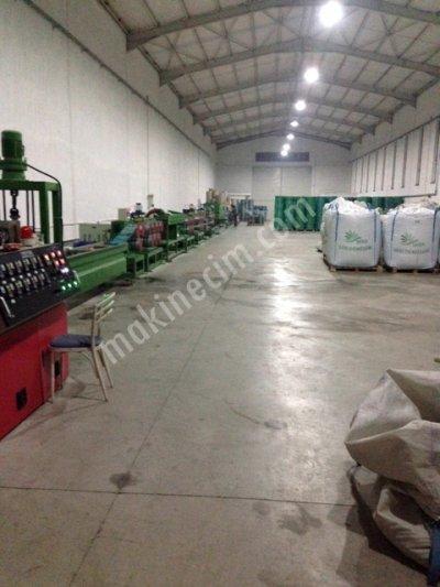 Yeşil Polyester Çember Üretim Hattı