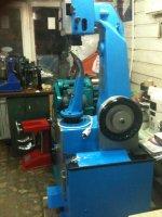 Mekikli-Masuralı  Fora Dikiş Makinesi Sıfır Ayarında 2.el  Polyas-Yastı-  8900  Tl