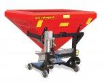 600Lt Hidrolik Ayarlı Tek Diskli Gübre Serpme Makinesi