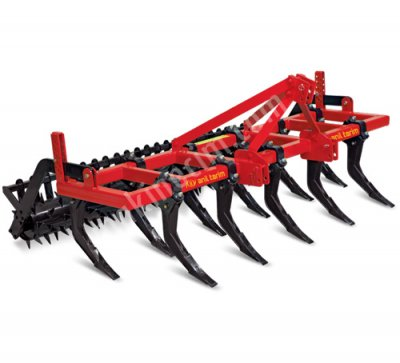 For Sale New Dip The Roll, Blasting Chisel Plow 7 anil tarim,referred agriculture,referred to yatağanlı,chisel plow,mfa blastıng,plow,deep plowing,agricultural machinery,7 line plow,roll plow