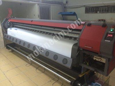 Konica 512 14Pl Printhead Dijital Baskı Makinesi
