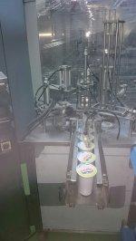 Ayran Dolum Makinesi