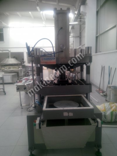 Pneumatic Dough Packaging Press