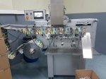 Kolonyalı Mendil Makinesi