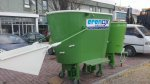 Electrical Feed Mixing Machine