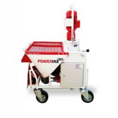 Powermıx  Alfa  Alçı Sıva Makinesi
