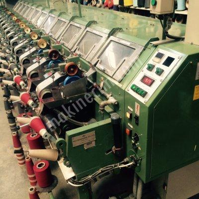 Satılık İkinci El NUMUNE BOBİN HAŞIL MAKİNESİ Fiyatları Bursa numune bobin haşıl makinesi