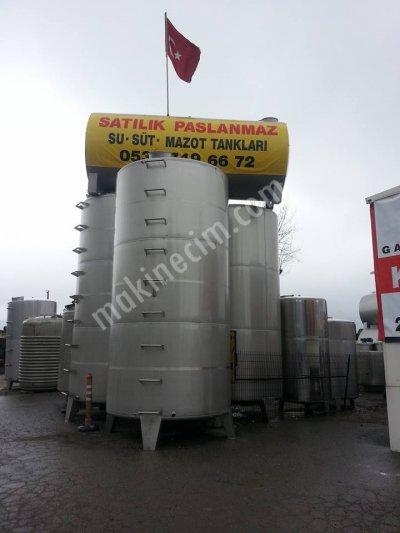 Satılık 2. El Paslanmaz Zeytinyagı Tank Ekipmanları Krom Tanklar Fiyatları İstanbul paslanmaz tank 20 tonluk süt depoları,paslanmaz tank,krom tank,paslanmaz kazan,paslanmaz süt deposu,paslanmaz su deposu,paslanmaz depo,paslanmaz krom depo,paslanmaz zeytinyagı tankı