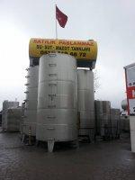 Paslanmaz Zeytinyagı Tank Ekipmanları Krom Tanklar