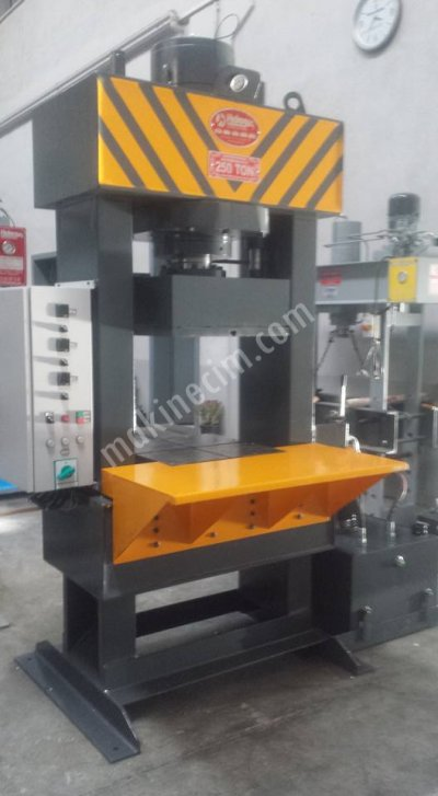 Hydraulic Press ..rubber Hot Press 250 Ton