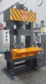 Hydraulic Press ..kauçuk Pişirme Presi 250 Ton