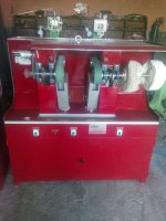 Belt System Zampira Machine