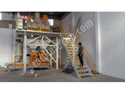 Yapı Kımyasalları Makına Imalat 20 Tondan 150 Ton Kapasite Butcenıze Uygun Tesısler