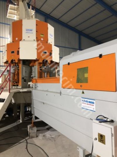 Döner Dolum Makinası Cimento Alçı Yapı Kimyasalları Ve Benzeri Toz Guruplarında Kullanılır