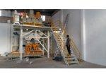 Yapı Kimyasalları Makina İmalatlarımız 20 Tondan 150 Ton Kapasite Bütcenize Uygun Tesısler