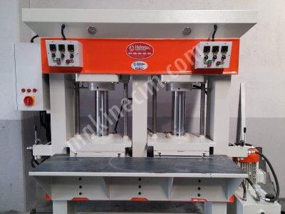 Hydraulic Press ..hidrogüç 150 Ton İki Gözlü Kauçuk Pişirme Presi