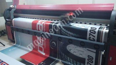 Maxima Dijital Baskı Makinesi