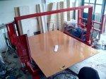 Strafor Söve Kesme Makinası Full Otomatik Kesme