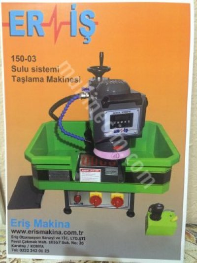 Numune Taşlama Makinası