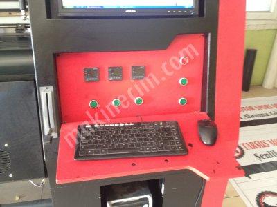 Dijital Baskı Makinası 8 Kafa
