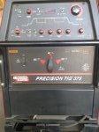 Lincolin Ac-Dc Tig 375 Amper Kaynak Makinası