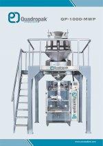Paketleme Makinası - Qp 1000  Mwp