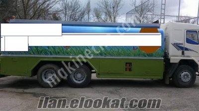 Arazoz      Su  Tankerı