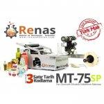 Plc Kontrollü Etiketleme Makinası Mt75 Sp