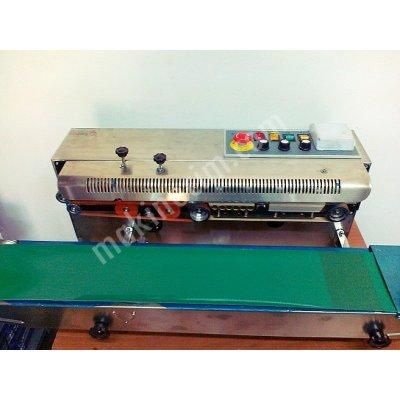 Otomatik Poşet Yapıştırma Makinası Tarih Kodlamalı Frd-1000Cp