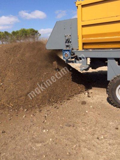 Satılık Sıfır Toprak- Gübre Kırma Makinası Fiyatları Edirne toprak işleme,gübre işleme,toprak kırma